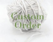 RESERVED for SUSAN - Crochet Beanie