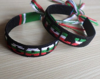 Friendship bracelet. Name bracelet