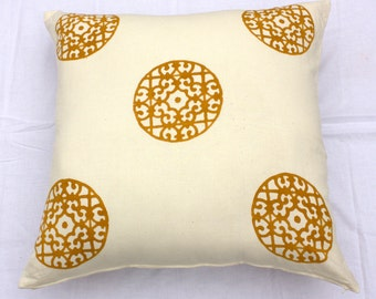 Set of 2 Samarkhand 24x24 decorative pillows