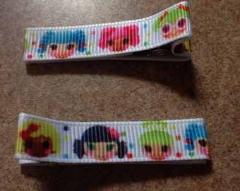 READY TO SHIP! Lalaloopsy Hair Clips