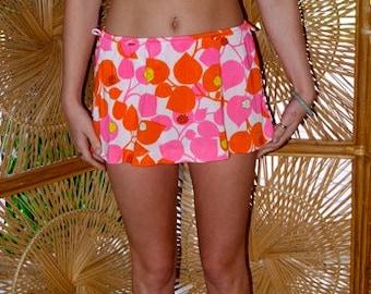 Vintage Kamehameha 2-Piece Swim Suit, Size Small
