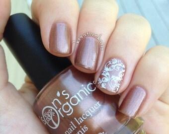 Beauty School Dropout - 3-Free Nail Polish - Neutral beige, tan nail polish - Vegan Nail Polish for the Grease fan