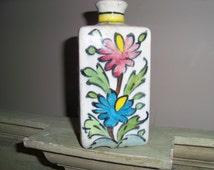 Antique Persian Stoneware Bottle