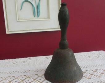 Vintage School Hand Bell