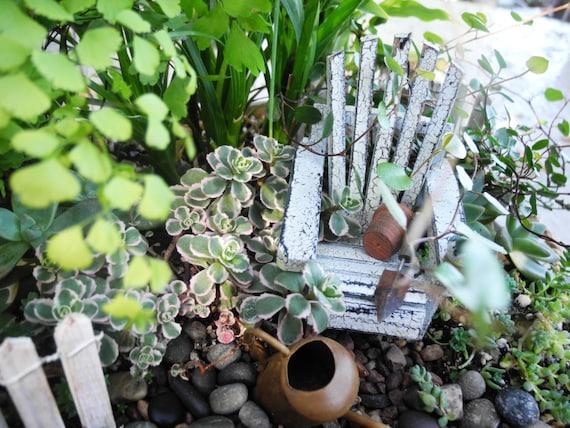 Miniature Fairy Garden Kits By Tinasittybittygarden On Etsy
