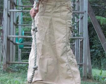 CUSTOM | Cargo Skirt