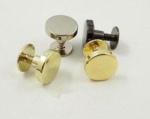 10Sets Rivet Studs screw studs diy High Quality Bag supply 11mm 200-654