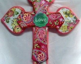 CLEARANCE Love Cross