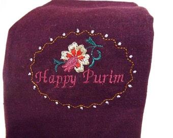 177 Purim 100% Tea Towel Set