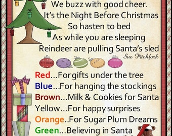 Night Before Christmas MM
