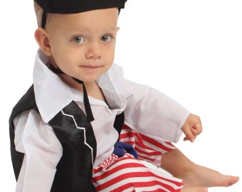 Pirate Toddler Costume (ONLY 1 in STOCK)