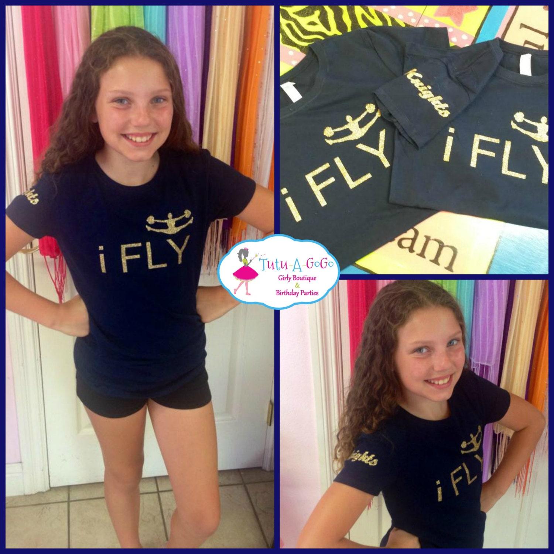 i Fly Cheer Shirts