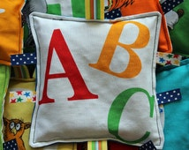 SALE - Dr Seuss Alphabet Set Bean Bags