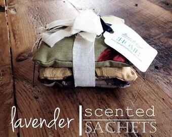 Lavender Scent Sachets