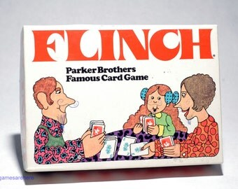 Finch Card Game from Parker Brothers 1976 COMPLETE (read description)