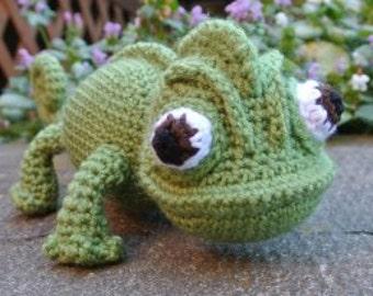 Chameleon Sidekick PDF Pattern