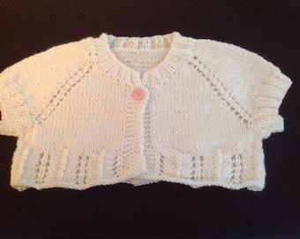 18 Month Bolero Sweater