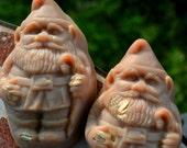 Oatmeal Millk  & Honey Gnome Soap Handmade Cold Process