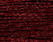 3860 Crimson - Weeks Dye Works 6 Strand Floss