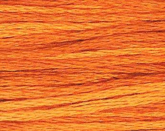 2226 Carrot - Weeks Dye Works 6 Strand Floss