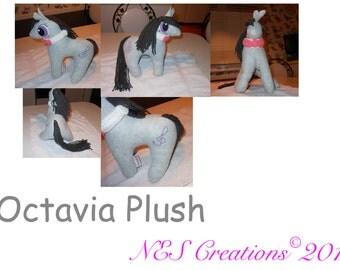 Octavia Plush- Made to Order