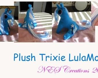 Trixie LulaMoon Plush- Made to Order