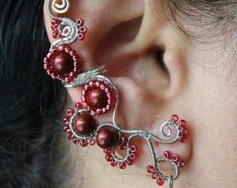 Indian Sea Ear Cuffs (No Piercing)