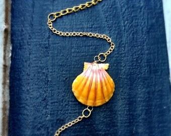 Sunrise Shell bracelet...