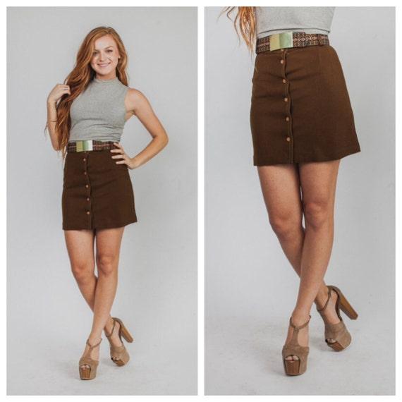 Vintage Short Skirt 21
