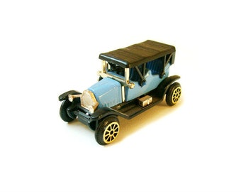 Vintage Miniature Retro car