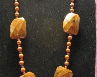 RED CREEK JASPER Jewelry Set