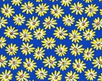 Shatsu Daisy fabric by Michael Miller 1/2  yard