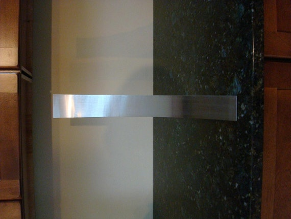 Large 15 Brushed Stainless Steel Countertop Corbel