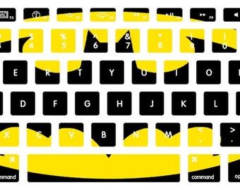 Batman Macbook Keyboard Decal Stickers!