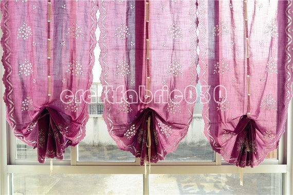 Image Result For Pull Up Balloon Shades