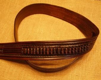 Leather  Cartridge Belt