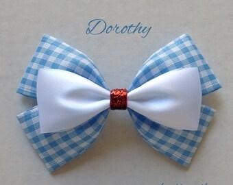 dorothy hair bow
