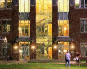 Late Night, Denison University, Granville, Ohio