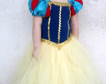 Snow white Princess dress costume