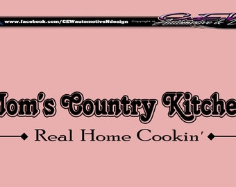 Popular items for country kitchen art on Etsy
