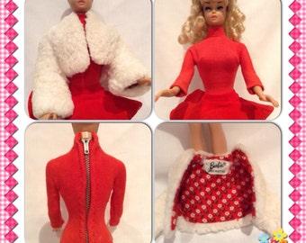 Vintage Barbie Skating Outfit 942