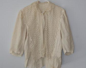 Vintage Ladie's Blouse