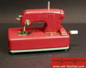 kids sewing machine 70ths Sew-ette
