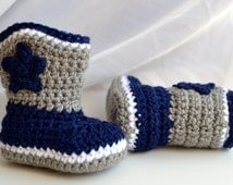 Dallas Cowboys Crochet Baby Hat Pattern : Popular items for cowboys crochet on Etsy