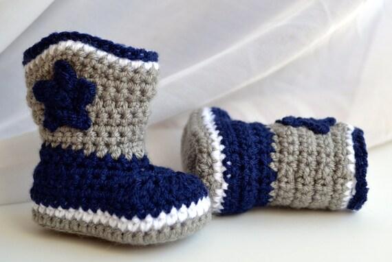 h keln baby dallas cowboy stiefel dallas cowboys von. Black Bedroom Furniture Sets. Home Design Ideas