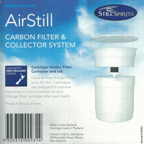 Still Spirits Air Still Carbon Filter and Collector System