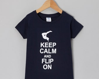 Keep Calm Flip On