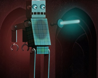 Robot Macbeth