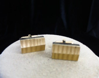 Vintage Signed Swank Cuff Links