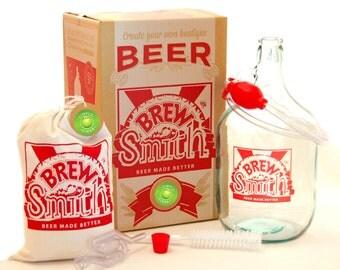 Simple Cider - Home Brewing Kit - BrewSmith Australia